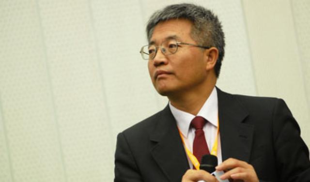 图为北大国家发展研究院教授,联合创始人 专栏文章张维迎