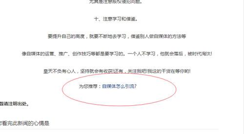 SEO实操分享:细节决定网站排名,文章排名百度首页 网站运营 站长 SEO优化 经验心得 第18张